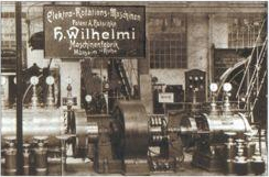 Workshop, year 1882