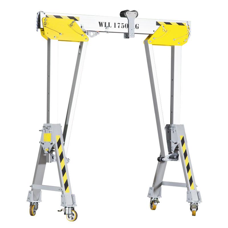 Aluminium gantry crane RLPK
