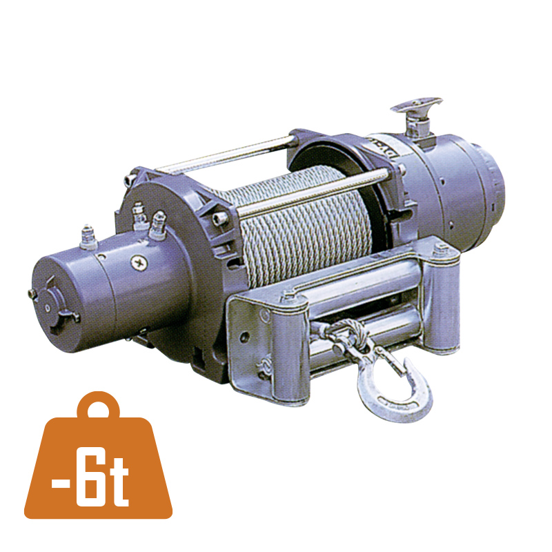 Automotive winch  DV-15000