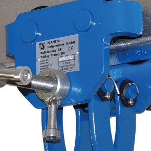 Grip trolley clamp BR